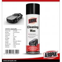 Quality High preformance Waterless cleaning wax spray for car cleaning and gloss for sale