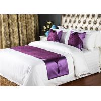 Quality 5 Star Hotel Style Bed Runners High Grade Noble And Graceful for sale