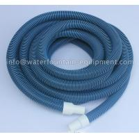 Quality Plastic Vacuum Hose Swimming Pool Accessories Durable EVA Spiral Wounded for sale