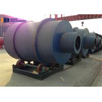 Horizontal Sand Dryer Machine Electric Rotary Dryer For Industry Mineral Coal Slime for sale