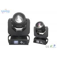 Quality 280W 10R Double Head / Prism Beam Moving Head Light For Studio & Theatre for sale