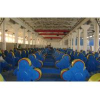Quality Self Aligning Automatic Pipe Rotator for Welding Round Seam of Tanks 10000 Kg Weight Use PU Wheels for sale
