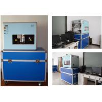 China Air Cooling 3D Glass Cube Laser Engraver , 3D Photo Crystal Laser Engraving Machine on sale