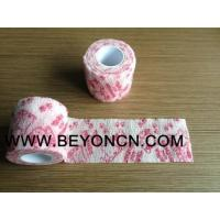 Quality Kawaii Printed Elastic Cohesive Bandage Children And Pets Owners for sale