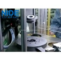 Buy Generator Motor Three Working Station stator Coil wire Inserting Machine at wholesale prices