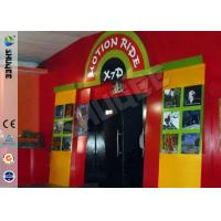 Quality Back Holding 40 Pepple 5D Motion Theater Theater For Pakistan for sale
