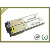 LC Duplex SFP Fiber Module Transmission Distance 40km With DDM Function for sale