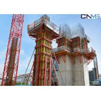 Quality Commercial Towers Column Formwork Systems , Steel Waling Wall Formwork Systems , for sale