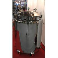 Quality 304 SUS Stainless Steel Storage Tanks Air Press For Pharmaceutical Dairy Foods for sale