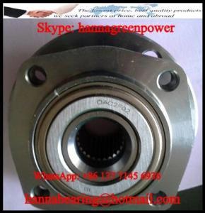 Quality DAC2F02 BARB243823AD Automotive Bearing Wheel Hub Bearings for sale