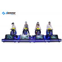 Quality Theater VR Motorcycle Simulator High Headset Resolution 2160 X 1200 Smooth Images for sale