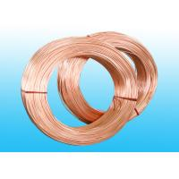 Single Wall Copper Coated Bundy Tube For Refrigerator for sale