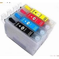 Compatible refill Epson T1331 ~ T1334 ink cartridge suitable to Epson Stylus T12/T22/TX120/129/TX320F/TX420W,N11/NX125 for sale