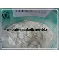 Quality Lidocaine Hcl Local Anaesthetics Lidocaine Hydrochloride CAS 73-78-9 for sale