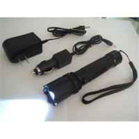 China Large Power Rechargeable Flashlight on sale