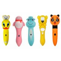 Quality Cartoon Animal Style Kids talking pen Repeat for Learning languages for sale