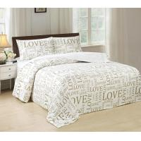Quality Household Comfortable 4 Piece Bedding Set With Imported Natural Fabric for sale