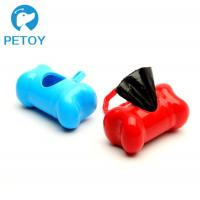 Quality Pet Cleaning Biodegradable Poop Bags Customized  Thickness Oem Service for sale