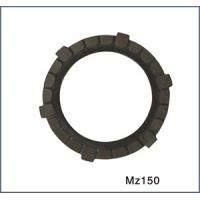 Brand SHENG-E and Earth-S Motorcycle parts clutch plates with 6 teeth MZ150 for sale