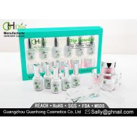 Buy Environmentally Friendly French Dip Kit  / Quick Dip Nail Kit With 1000 Colors at wholesale prices