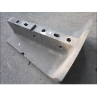 Quality 2 Tons Alloy Steel Castings Shell Liners For Semi Auto Genous Mills Hardness HRC33-43 for sale