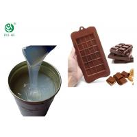 Quality ISO 9001 Platinum Cured Silicone Rubber Food Grade For Food Sugar Crafts, Candy Plaster for sale