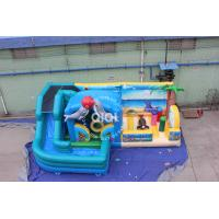 Quality Sea World inflatable fun city for sale