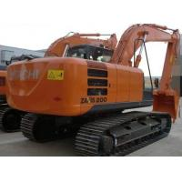 Quality 20 Ton Used Crawler Excavator ZX200-5A With 0.91m³ Bucket Capacity for sale