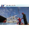 Potain MC80/MC85 1.2*1.2*3m Block Mast Section for 6ton Luffing Jib Tower Crane for sale