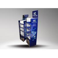 Buy 4 Layer Retail Display Units For Dishes In Market For Promation at wholesale prices