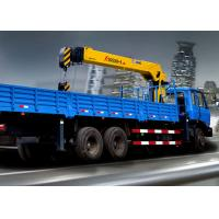 China Comfortable 10 Tons Cargo Knuckle Boom Crane Equip With Disc Brake on sale