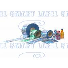 PVC Printed Heat Shrink Sleeves Full Body Film for Metal Bottle 45 Micron Moisture Proof for sale