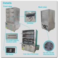 Quality Multi-functional food steamer machine with 25kw for sale