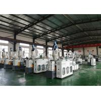 Buy cheap PE Single Wall Corrugated Pipe Machine , Plastic Extrusion Lines from wholesalers