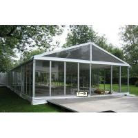 China high quality clear roof wedding tents and prices for sale