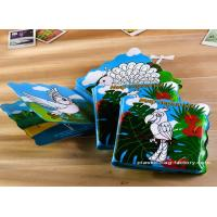 Buy BPA-Free Story Waterproof Baby Bath Books for Kids with Offset printing at wholesale prices