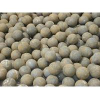 Quality Custom Mining Forged Steel Balls Grinding Media For Ball Mill for sale