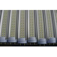 Commercial 22W LED Tube Light Fixtures T8 3528 fluorescent lamp Lifespan 50,000 hours for sale