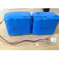 Quality 18650 Battery 22.2V 44AH  6S2P Lithium Ion Pack  For Outdoor Speaker for sale