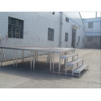 Quality Economic Moving Portable Stage Platform 1000mm X 1000mm For Performances for sale