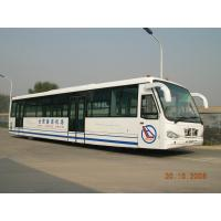 Buy 14 Seat 4 Door Diesel Engine Airport Transfer Bus Airport Coaches at wholesale prices