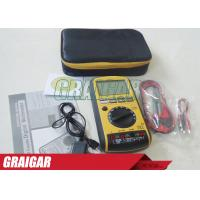 Buy 50000 counts digital multimeter MS8218, Duty cycle: 5Hz ~ 500kHz, Range: 10% ~ at wholesale prices