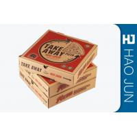 Quality Recyclabe Cardboard Food Boxes , Cardboard Takeaway Food Boxes SGS FSC Listed for sale