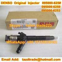 Quality DENSO Injector 095000-6250/095000-6253/16600-EB70D / 16600-EB70#/ 16600-EC00A, 16600-EC00# for sale