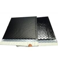 Buy 6 X 10  Black Glamour Metallic Bubble Mailer Padded Self-Sealing Envelopes at wholesale prices