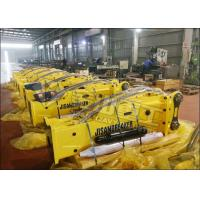 Quality Beilite Series Hammer Rock Breaker Silence Bracket For Caterpillar Excavator for sale