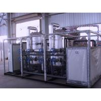 China Skid Mounted Cryogenic Air Separation Unit ASU Plant For Separating Nitrogen And Oxygen on sale
