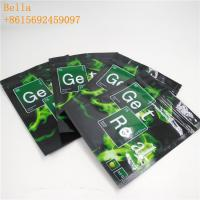China Small Size Plastic Pouches Packaging Food Grade For Herbal / Pills on sale