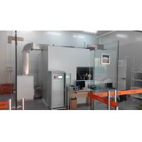Quality 50Hz Air Flow Test Equipment 1Kw Air Cleaner 30M³ Chamber Equipped With Glass for sale