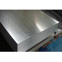 Quality Regular, Minimized Or Big Spangle Hot Dipped Galvanized Steel Sheet With JIS G3302 SGCC for sale